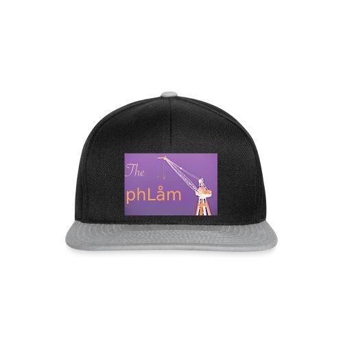 x - Snapback Cap