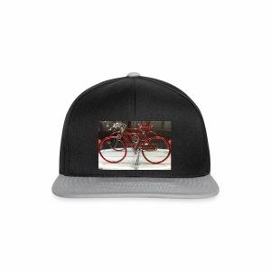 rood fietsje - Snapback cap