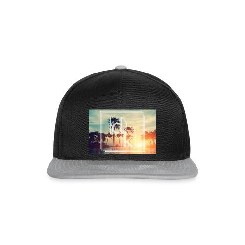 Dk Palm - Snapback Cap