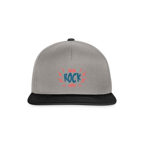 You Rock Mom - Snapback Cap