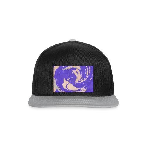 Marble 6 - Snapback Cap