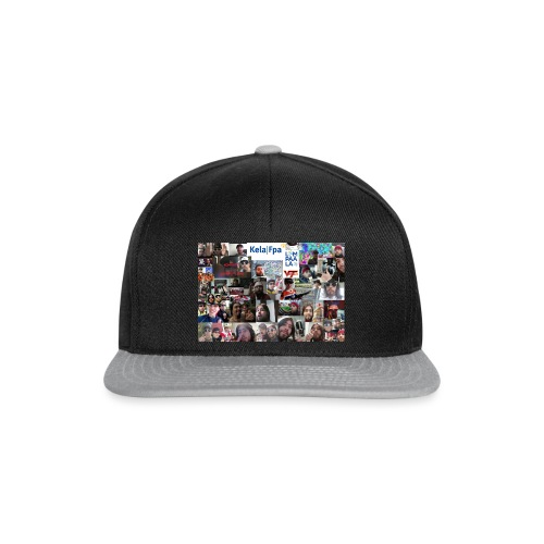 MESTARIKOLLAASI22 - Snapback Cap
