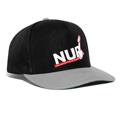 NUR6 LOGO NEW - Snapback Cap