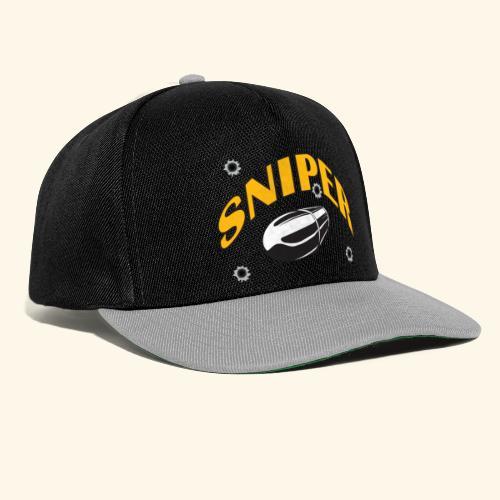 sniper - Snapback cap