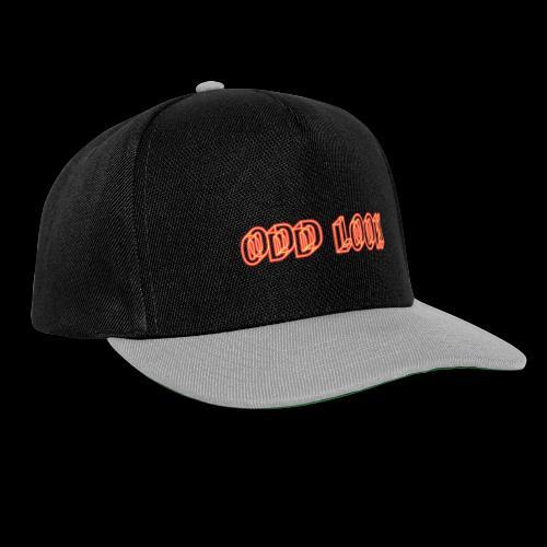 ODD LOOK - Gorra Snapback