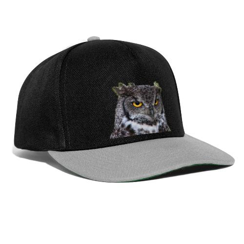 I was Born like this Eule - Snapback Cap