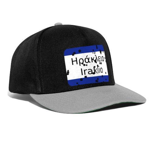 mg irakleio - Snapback Cap