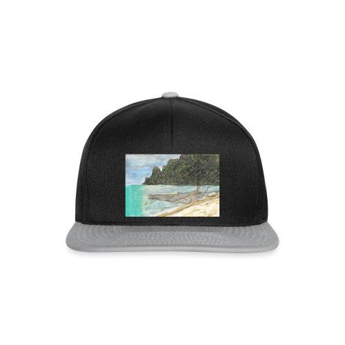 beach - Snapback Cap