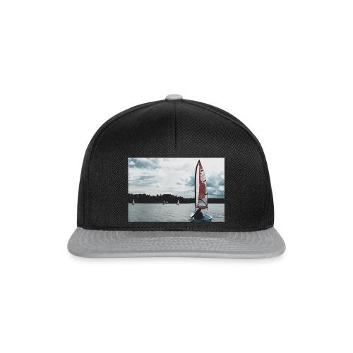 Segelbåt - Snapbackkeps