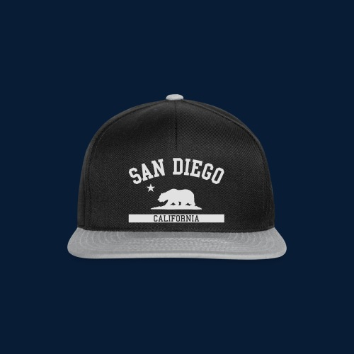 San Diego - Snapback Cap
