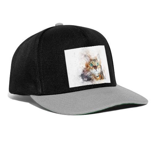Katzen Design - Snapback Cap