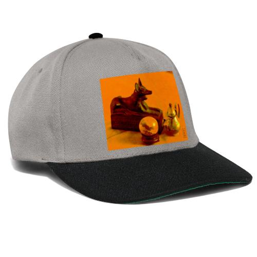 Anubi nel deserto - Snapback Cap