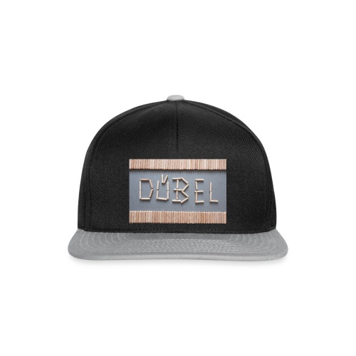 Dübel - Snapback Cap