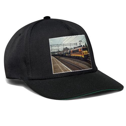 Goederentrein in Woerden - Snapback cap