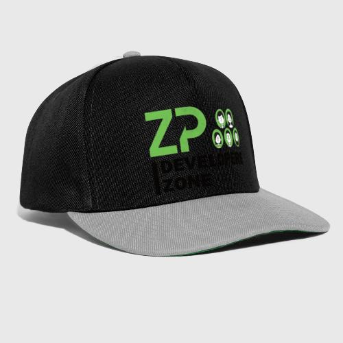 Developers zone - 01 - Snapback Cap