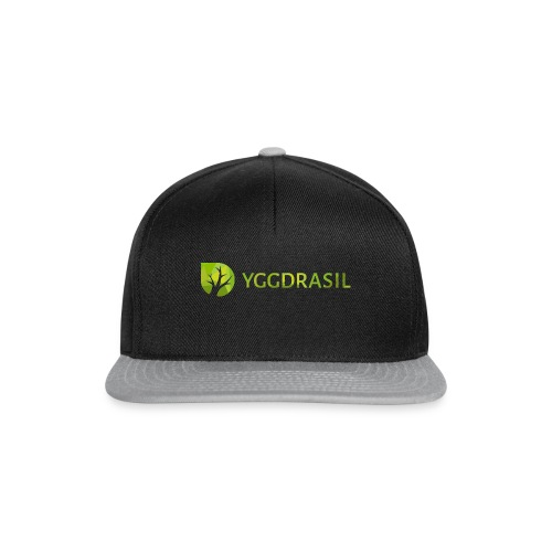 Yggdrasil Geocoder - Snapback Cap