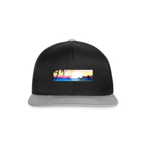 tropical - Gorra Snapback
