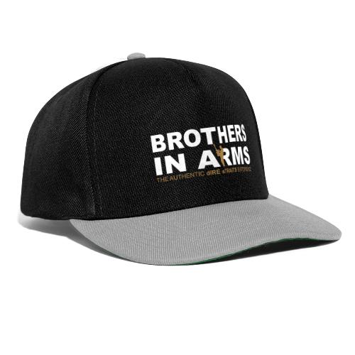 Brothers in Arms - Fanshop - Snapback Cap
