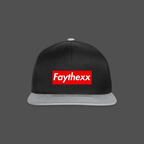 Faythexx Red Style - Snapback Cap