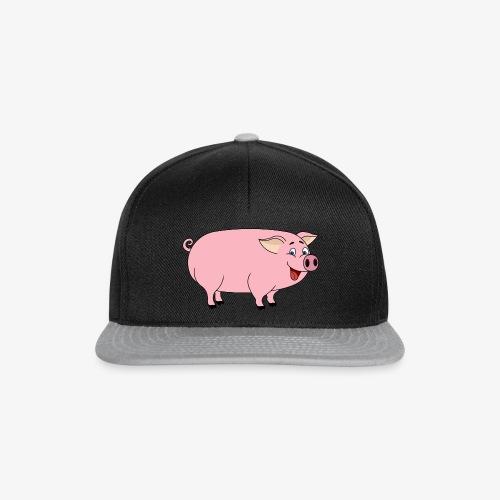 Gris - Snapback-caps