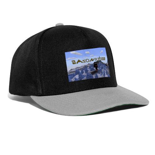 Minecarft merch - Snapback Cap