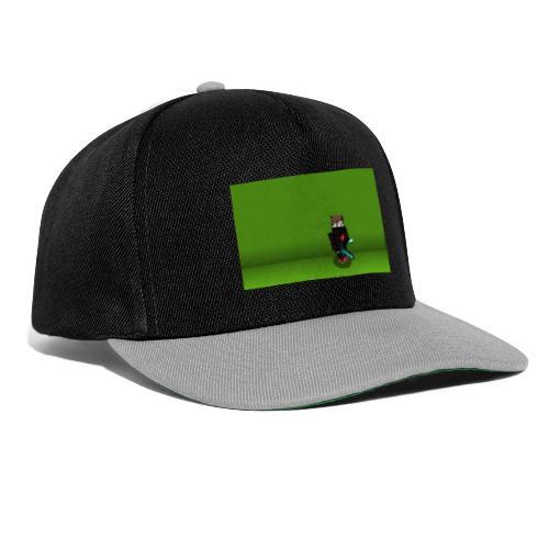 Greenscreen Skin - Snapback Cap