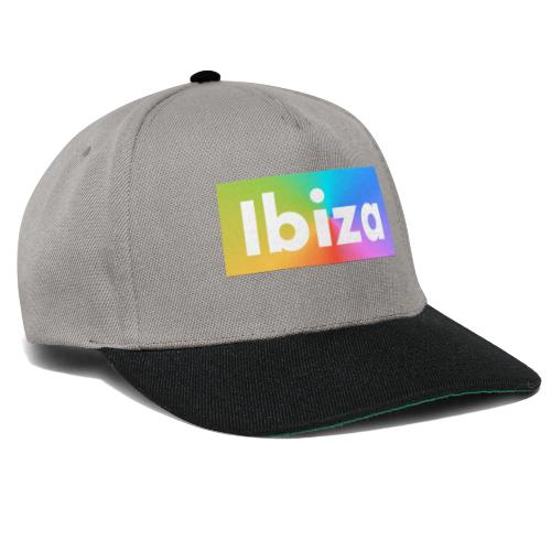 IBIZA Color - Snapback Cap
