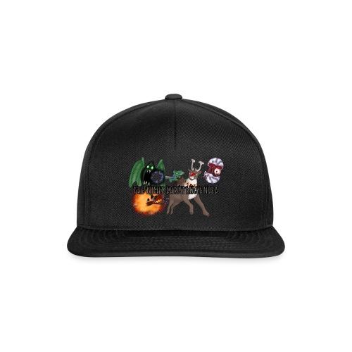 The Night jul Ended - Snapback Cap
