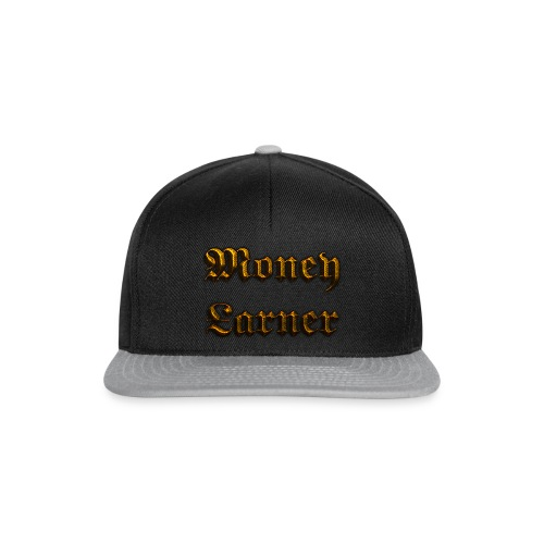 Cool Text Moneyarner 235668087714412 - Snapback Cap