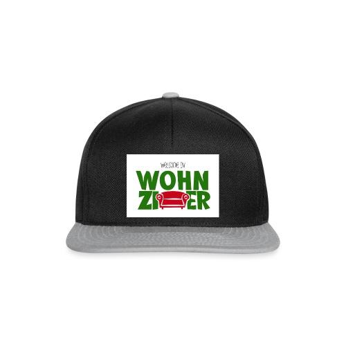 Wohnzimmer-Logo - Snapback Cap