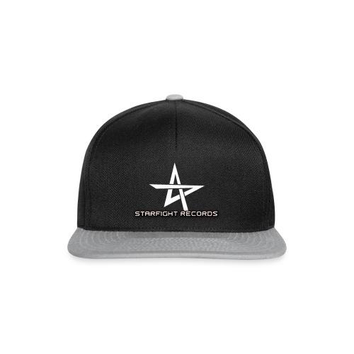 Starfight Records Retro Design - Snapback Cap
