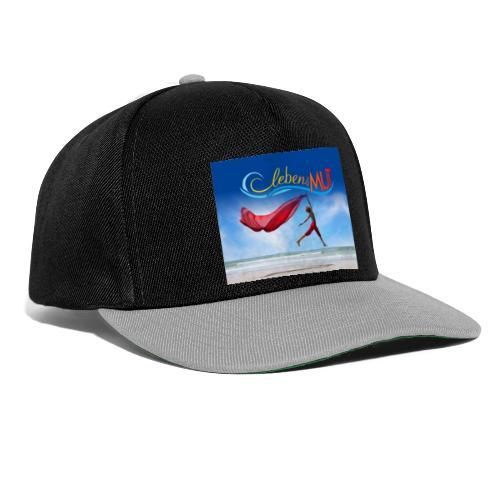 LebensMUTivation - Snapback Cap