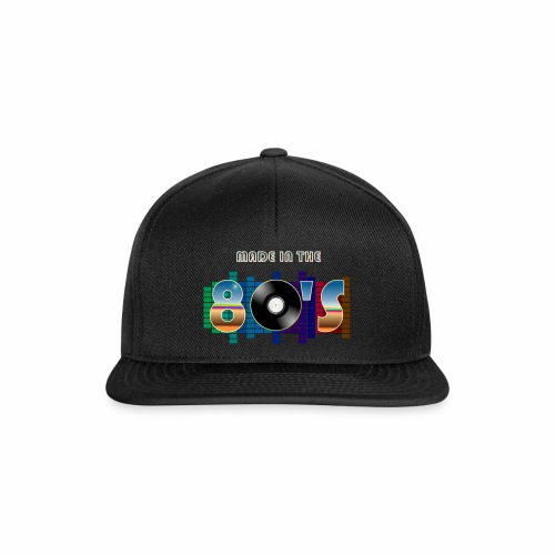 Made in the 80's - Snapback Cap