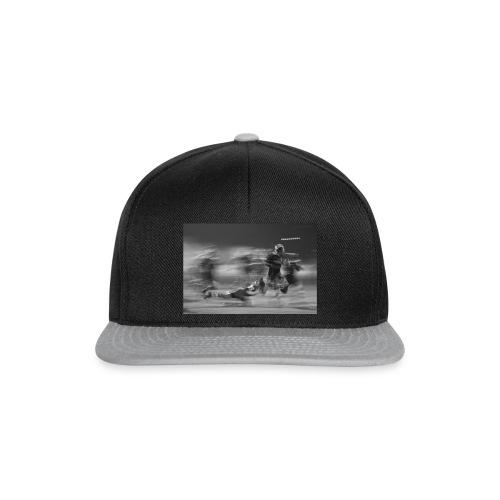 Tackle Shirt - plain back - Snapback Cap
