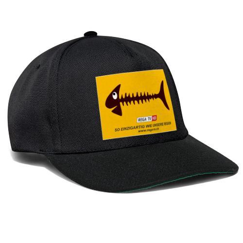 REGA-TV: Fisch - Snapback Cap