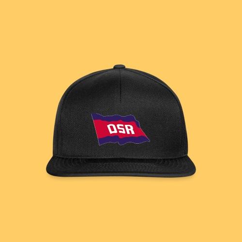 DSR Flagge - Snapback Cap