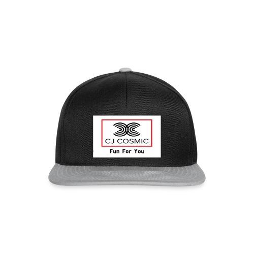 CJ COSMIC - Snapback Cap