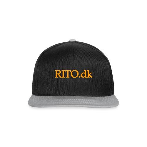 Rito Logo - Snapback Cap