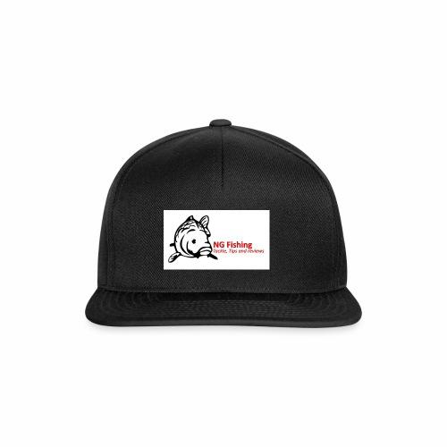 ng fishing logo new - Snapback Cap