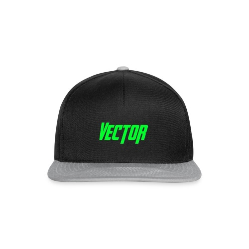 Vector Green - Snapback Cap