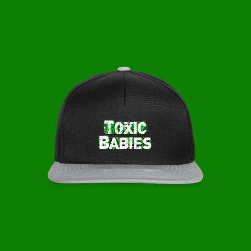 logo toxic grand - Casquette snapback
