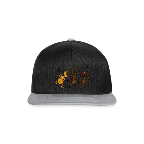 Partytime! - Snapback Cap