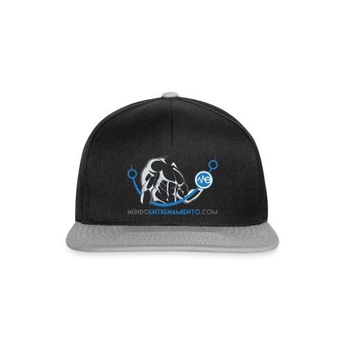 Camiseta de deporte MundoEntrenamiento.com - Gorra Snapback
