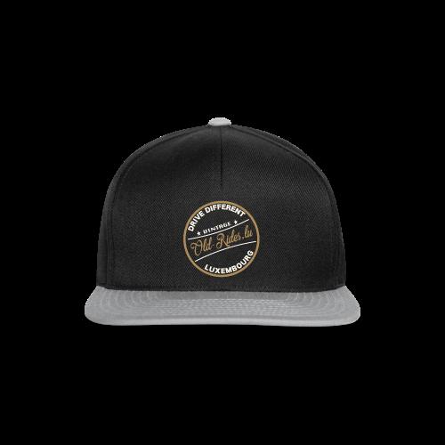 Runde 3 - Snapback Cap