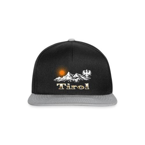 Tiroler Berge - Snapback Cap