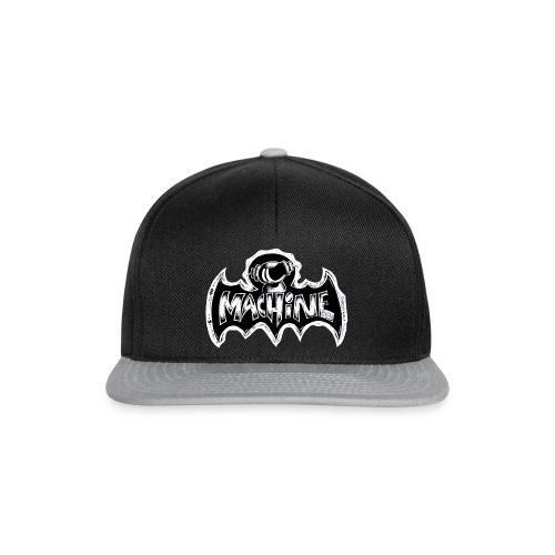 Machine Boy in Bat Land - Snapback Cap
