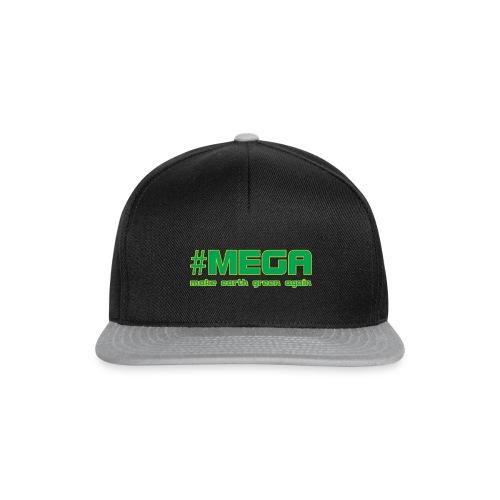 #MEGA - Snapback Cap