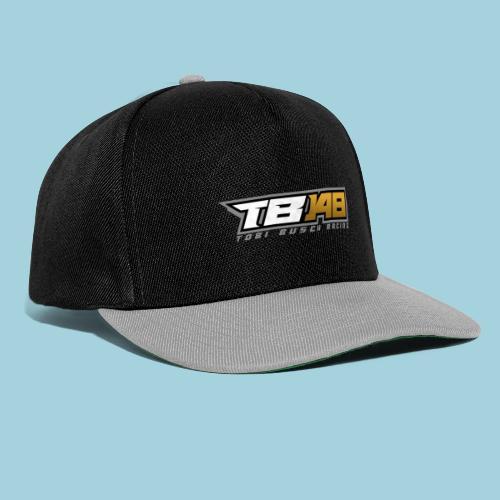 Tobi Logo Grau - Snapback Cap