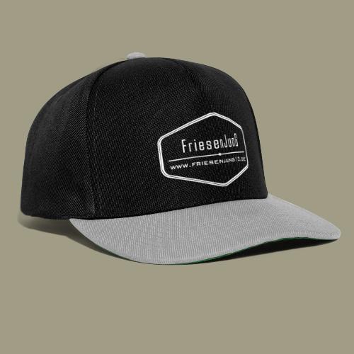 FJ Logo HighRes Spreadshi - Snapback Cap