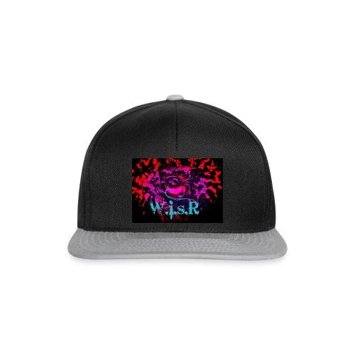 WisR Naisten T- Paita - Snapback Cap